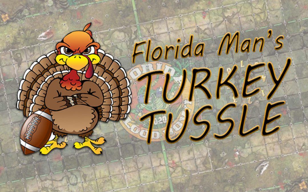 Florida Man's Turkey Tussle