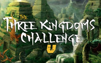 Three Kingdoms Challenge: V is set for April 2021 at CRUCIBLE 9 in Orlando, FL.