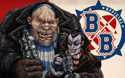 Blood Bowl Season 2: The Dogs of Wargaming Cup
