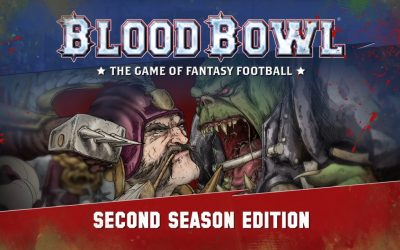 Blood Bowl Season 2 UNBOXING by Beans & Dice Podcast